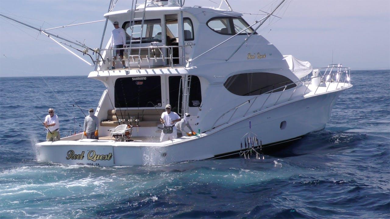 Fishing the Cape for tuna and wahoo TRT 48:00