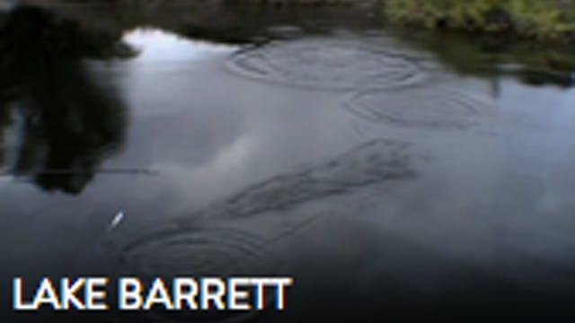 Bass - Southern California Style - Lake Barrett  TRT  48:00