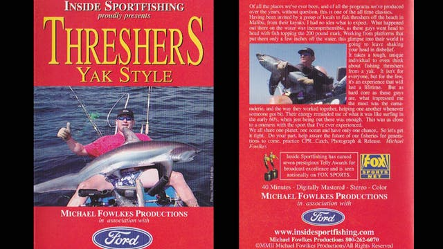 Threshers Yak Style TRT 40:00