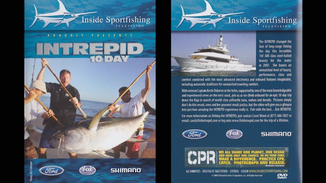 Tuna and Wahoo - Intrepid 10-Day TRT 82:00