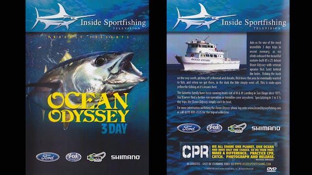 Ocean Odyssey 3 Day  TRT  60:00