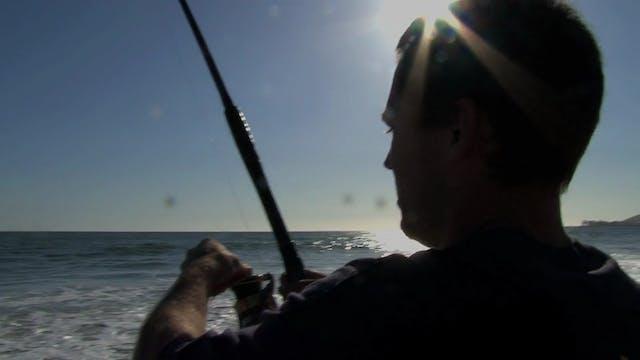 Surf Fishing Dana Point Pt. 2