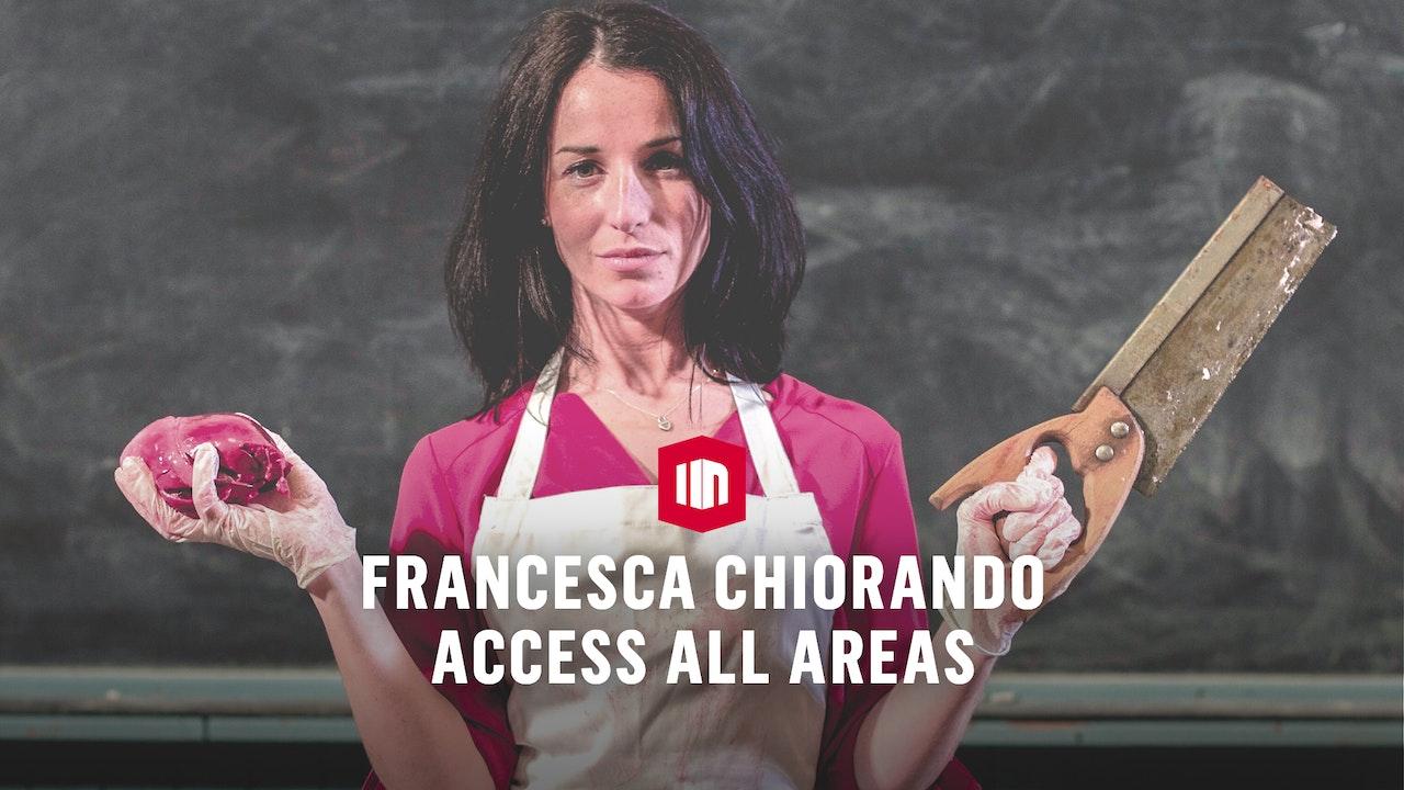 Female Heroes: Francesca Chiorando