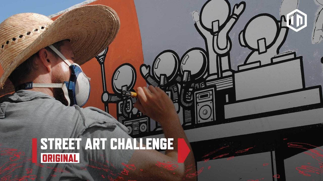 Street Art Challenge