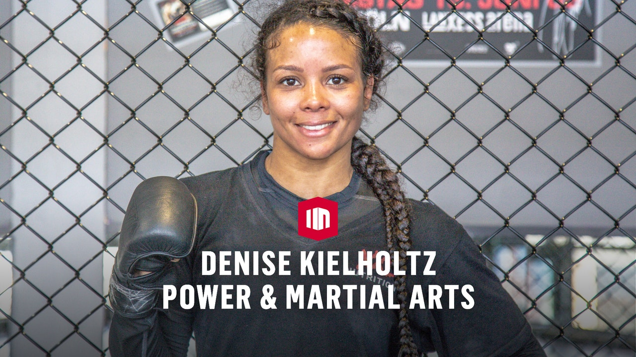 Female Heroes: Denise Kielholtz