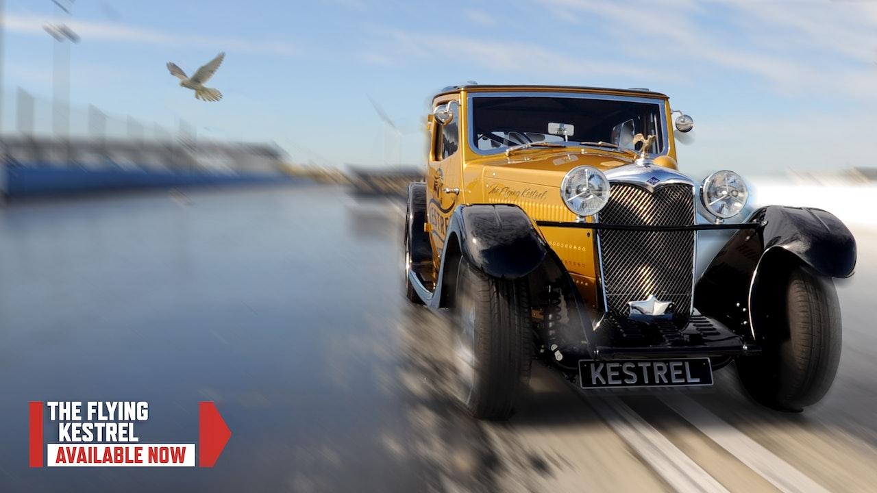 The Flying Kestrel: The Renovation Diaries