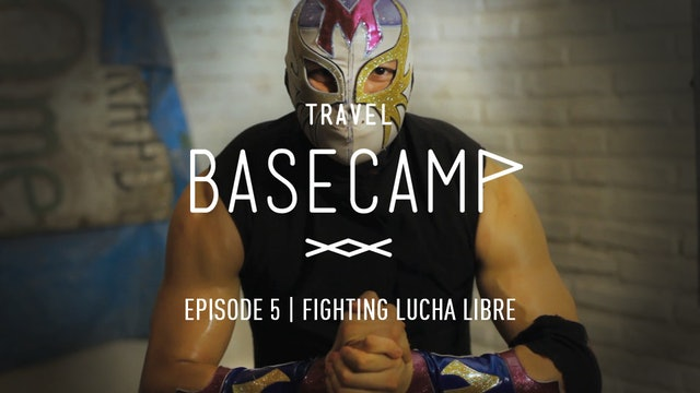 Fighting Lucha Libre
