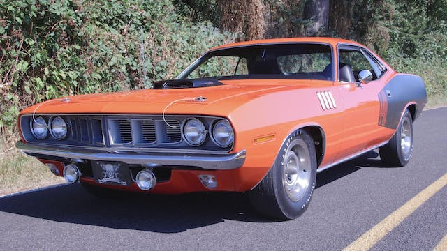 The Phantom 'Cuda Rides Again