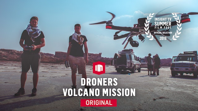 Summer Film Fest: Droners Volcano Mission