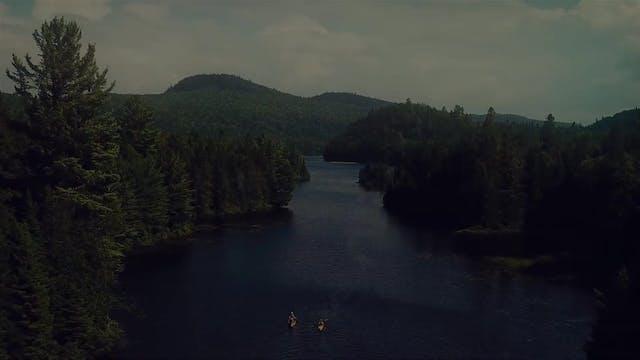 Sea Kayaking the Saguenay Fjord