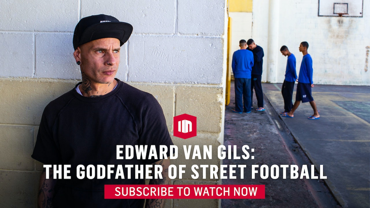 Edward van Gils: Godfather of Street Football