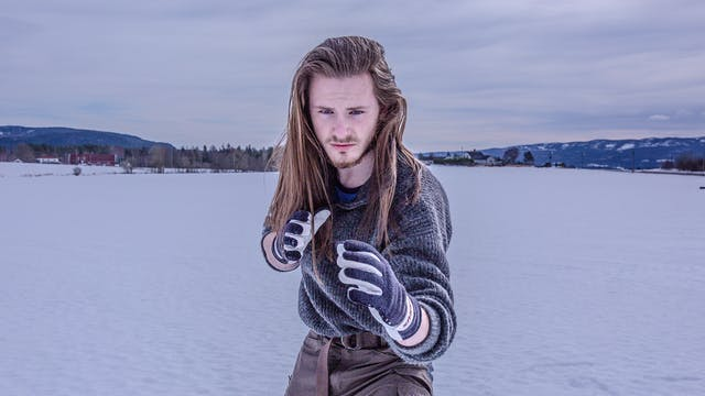 Glima - Bjørn Braathen