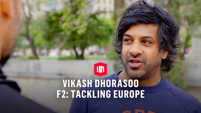 F2: Vikash Dhorasoo