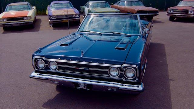 '67 Hemi GTX Convertible Resurrected