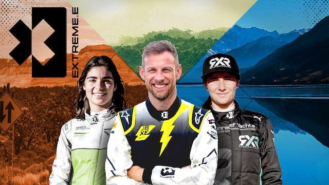 Extreme E - Arctic XPrix - Semi Final & Crazy Race
