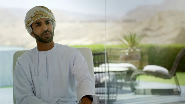 Ahmad Al Harthy - Aston Martin Vantage