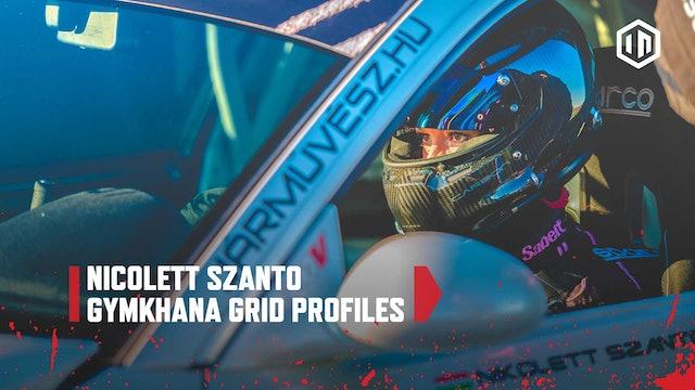 Female Heroes: Nicolett Szanto