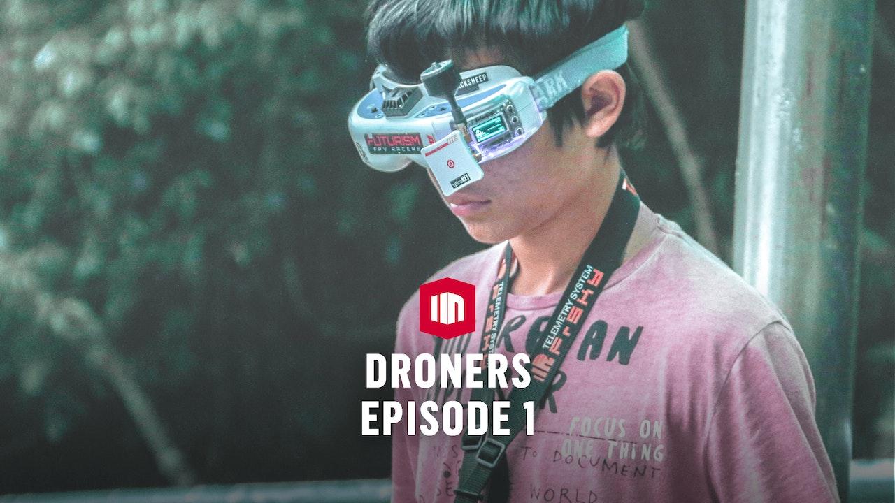 Guerilla Droners
