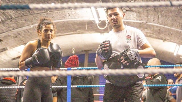 Boxing - Ruqsana Begum