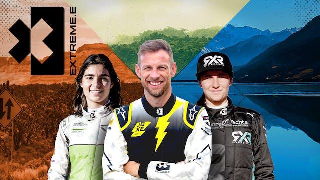 Extreme E - Arctic XPrix - Qualifying...