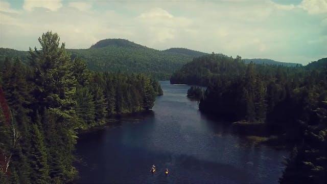 Kayaking Québec City