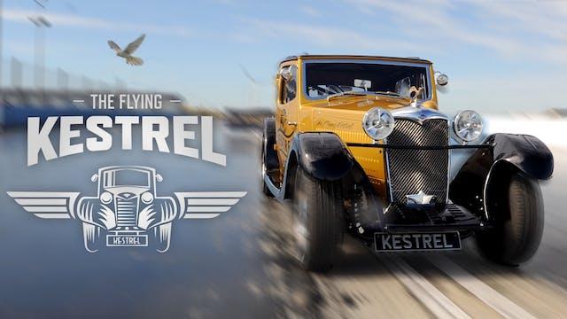The Flying Kestrel: The Renovation Di...