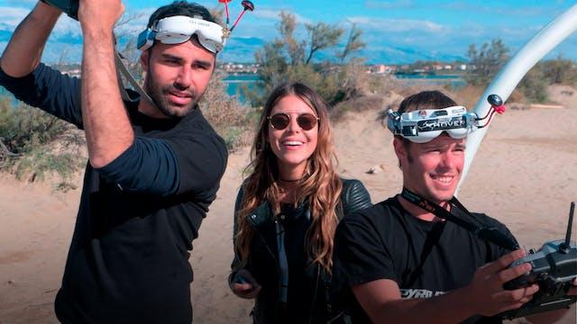 Drone Triathlon