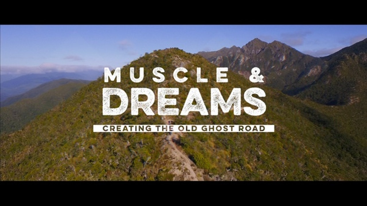 Muscle and Dreams - Old Ghost Road