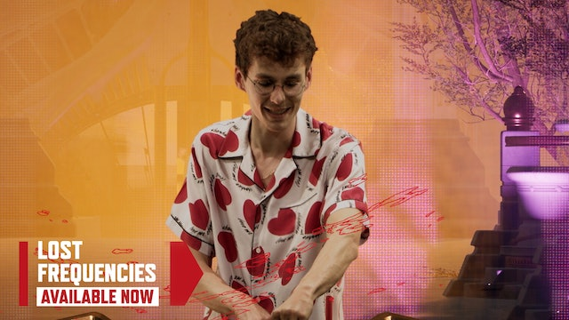 Tomorrowland 2020: Lost Frequencies