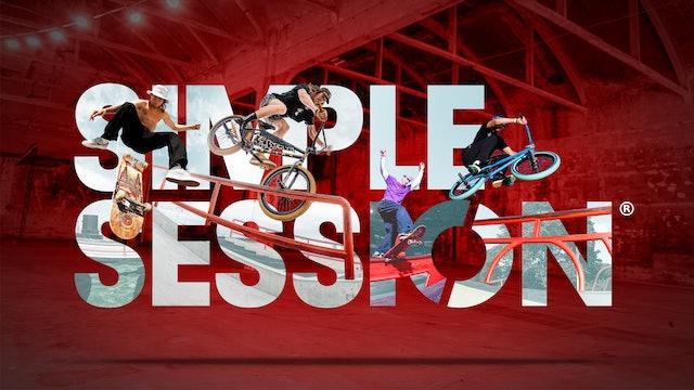 Simple Session 2021: BMX Street Finals