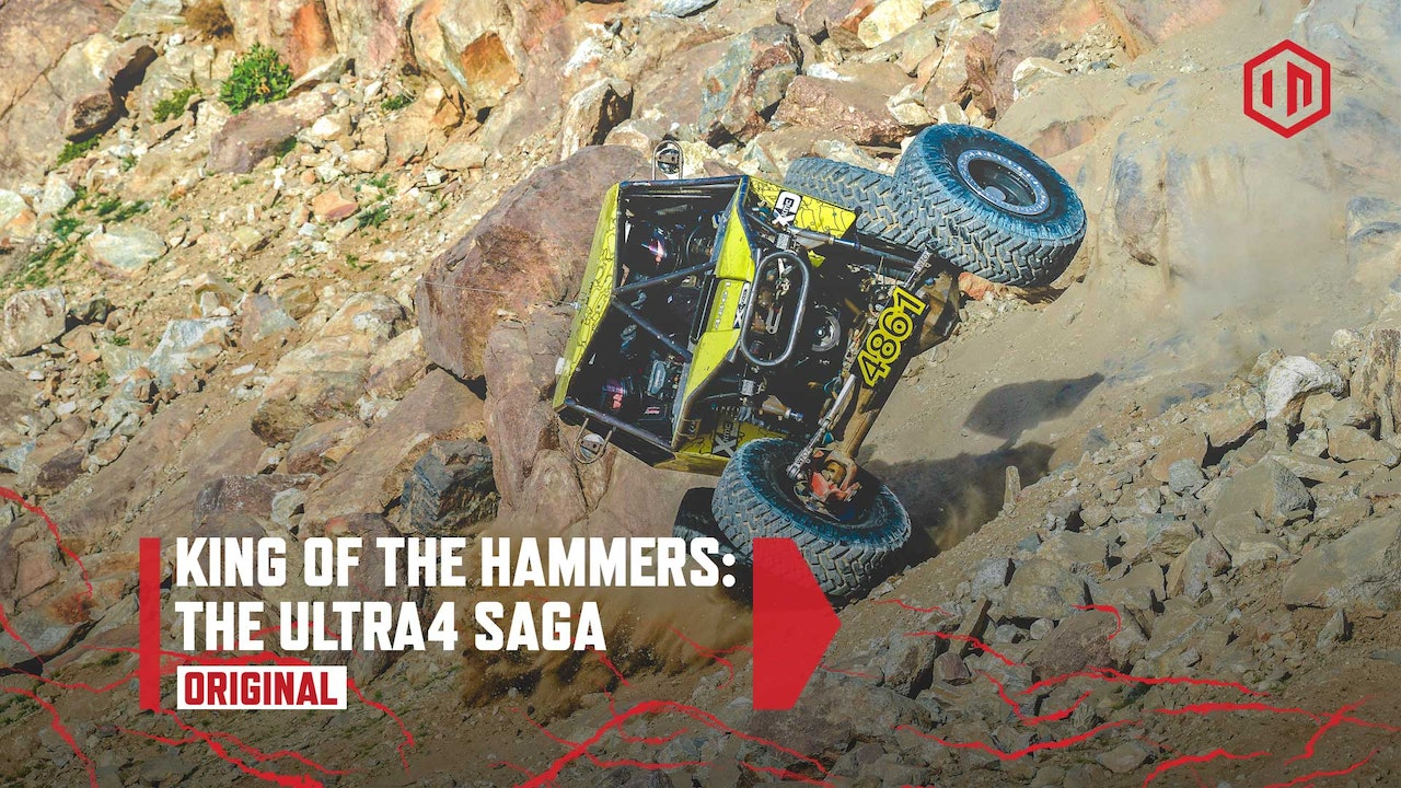 King Of The Hammers: The Ultra4 Saga