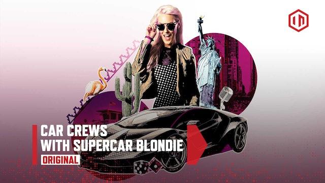 Car blondie
