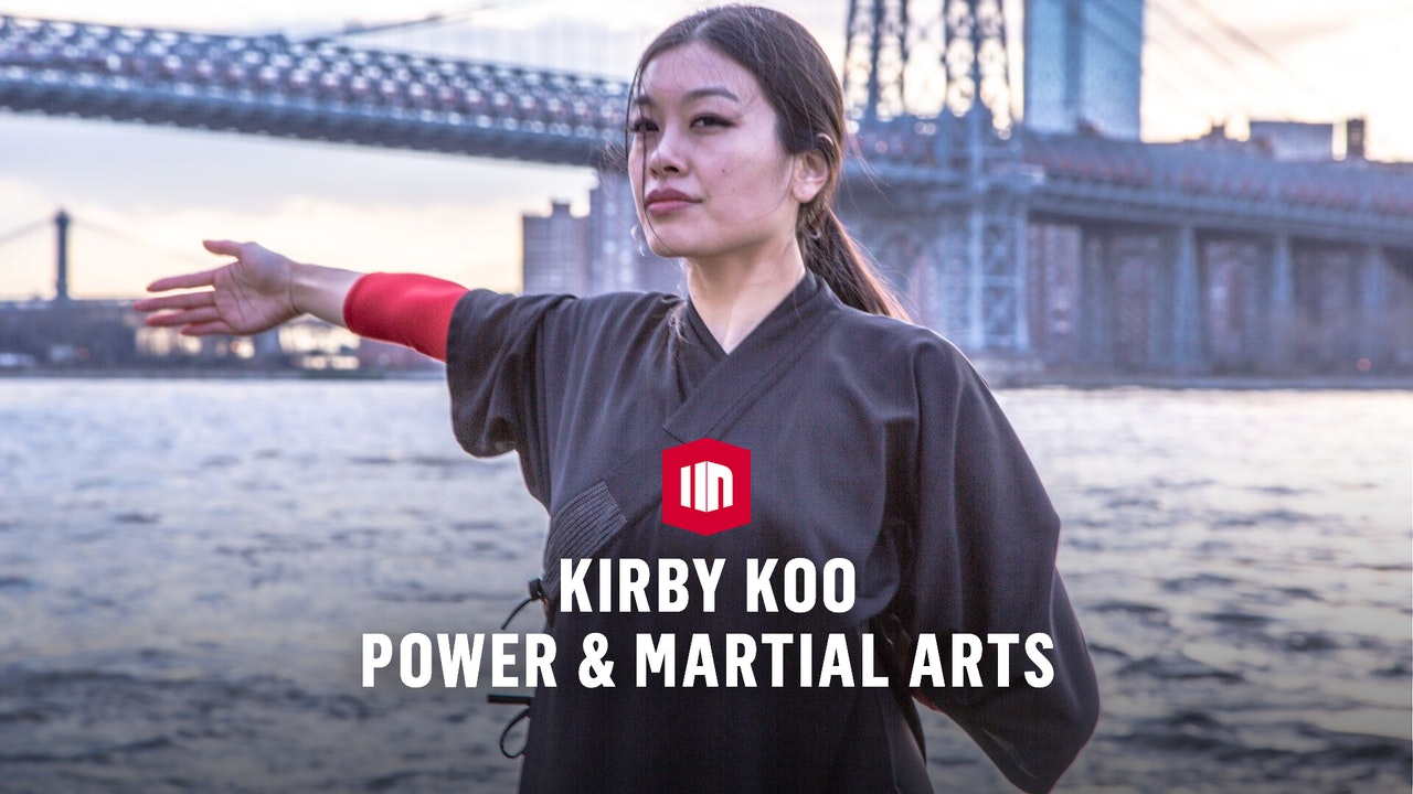 Female Heroes: Kirby Koo