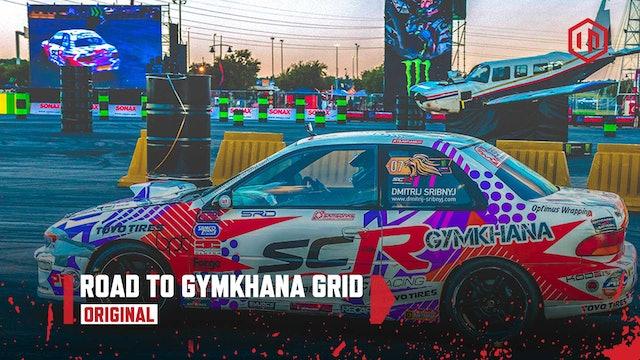 Road to Gymkhana Grid