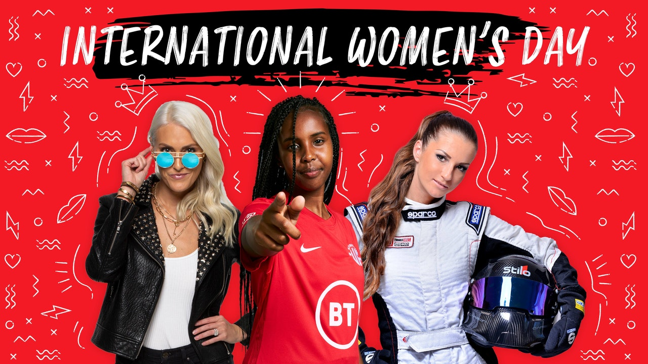 Female Heroes: International Women's Day