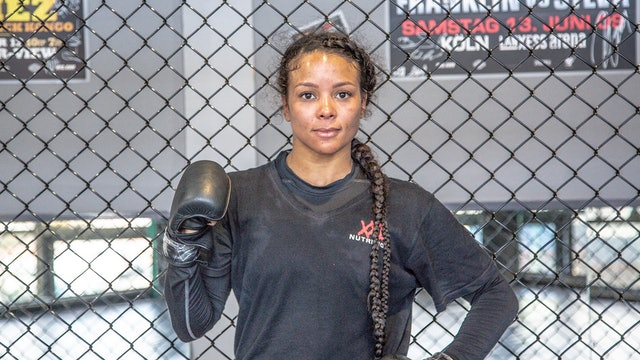 Kickboxing - Denise Kielholtz