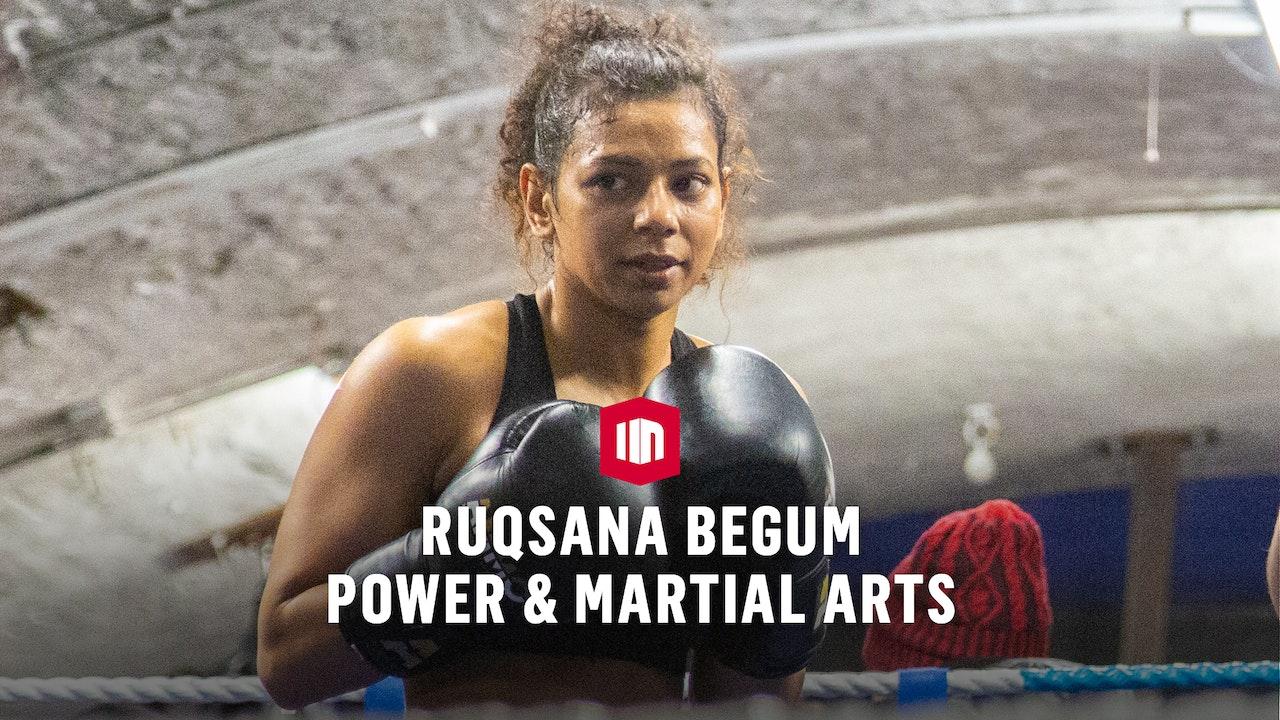 Female Heroes: Ruqsana Begum