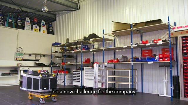 How to Build a Racing Car