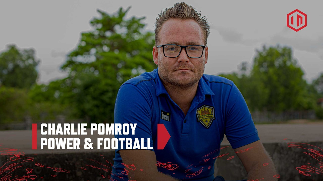 Power & Football: Charlie Pomroy