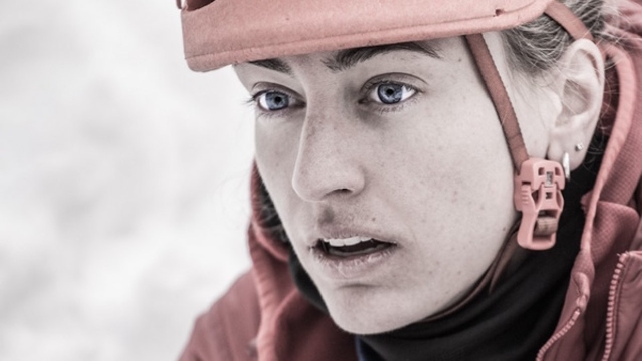 Katie Bono: Ice Climbing