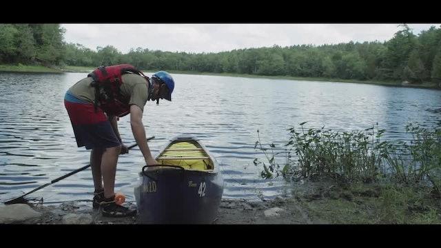 Whitewater Canoeing the Madawaska River, Part 2