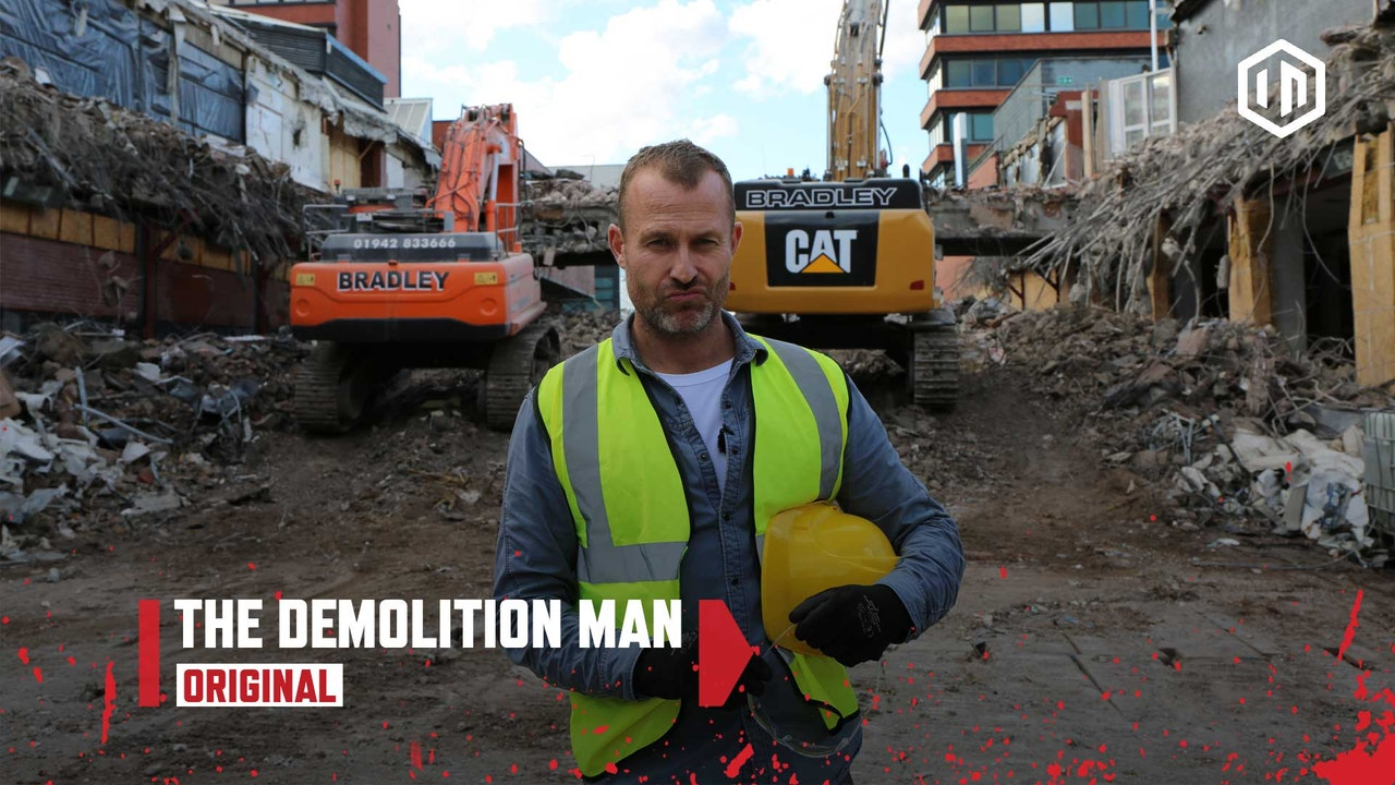 The Demolition Man