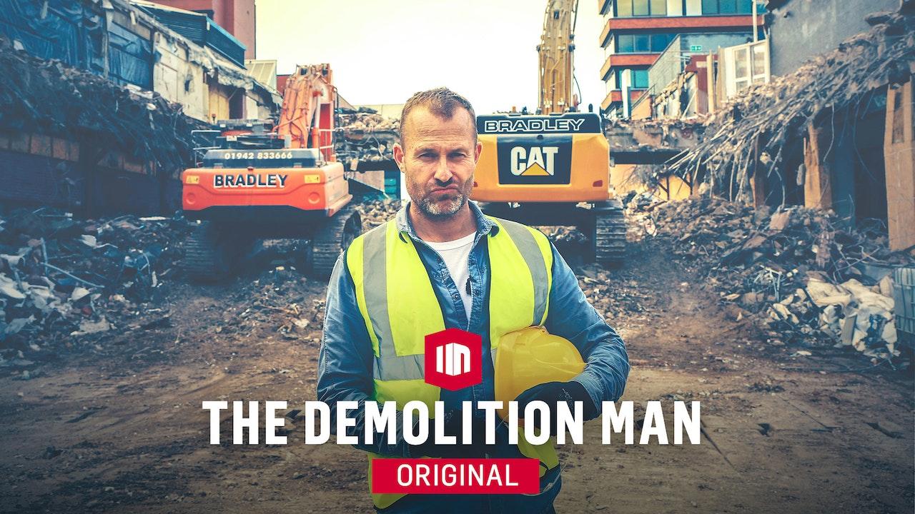 The Demolition Man