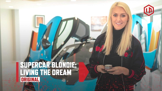 Supercar Blondie: Living The Dream