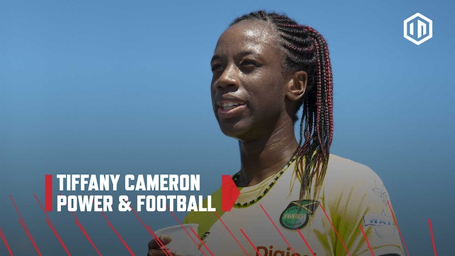 Power & Football: Tiffany Cameron