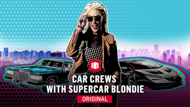 Car Crews with Supercar Blondie Teaser