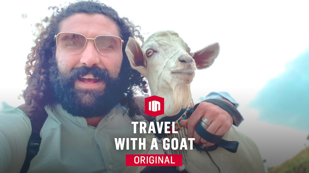 Travel With  A Goat