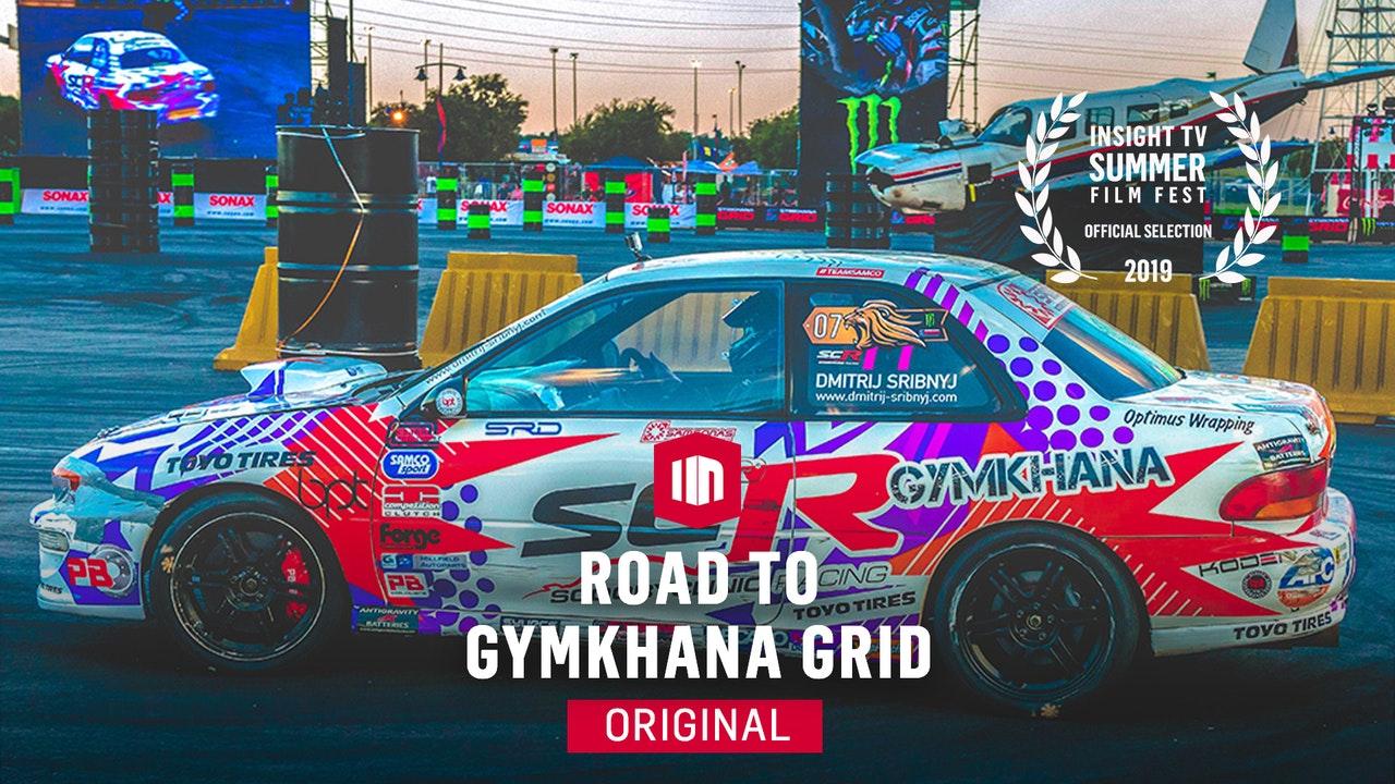 Summer Film Fest: Road to Gymkhana Grid