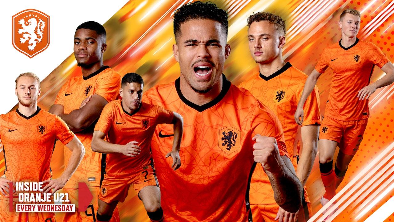 Inside Oranje U21