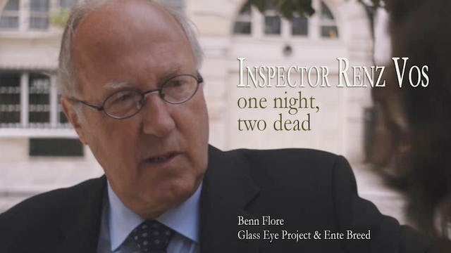 Inspector Renz Vos - episode 1 - One night, two Dead